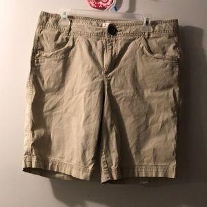 Women's Dockers Shorts